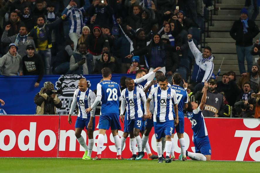 Porto Sporting Taca Portugal (2)